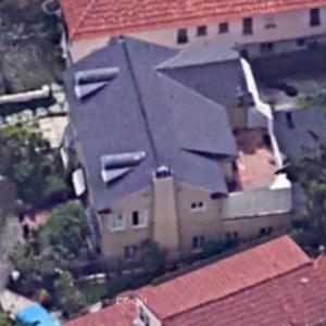 Naya Rivera's House (Deceased) (Google Maps)