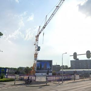 Bankrashof under construction (StreetView)
