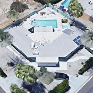 Davey Wavey's House (Google Maps)
