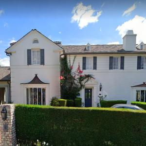 Brad Berger's House (Google Maps)
