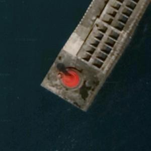 Hualien Harbour breakwater lighthouse (Google Maps)