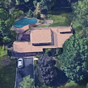 Ralph Macchio's House (Google Maps)
