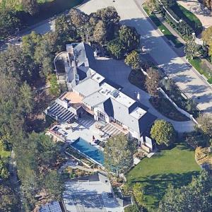 Justin Bieber & Hailey Baldwin's House (Google Maps)