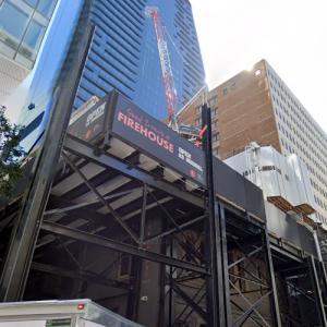 88 Walker Street under construction (StreetView)