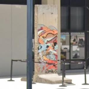 Berlin Wall Section (StreetView)