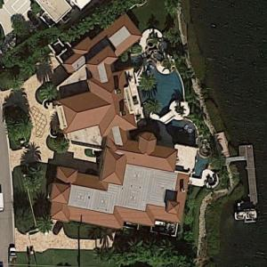 Johnny Gray's House (Google Maps)