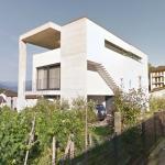 'Rossi House' by Livio Vacchini