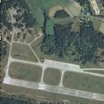 Flugplatz Eberswalde-Finow (Google Maps)