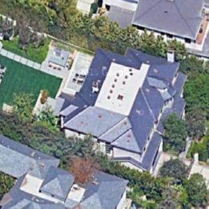 Molly Sims and Scott Stuber's House (Google Maps)