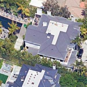 Johnny Hallyday's House (Google Maps)