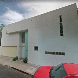 Calvin Weir-Fields' House (StreetView)