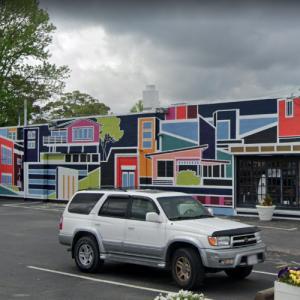 'ViBe Mural' by Lisa Ashinoff (StreetView)