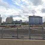 250 Water Street under construction
