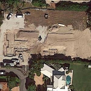 Myron Miller's House (Newly Built) (Google Maps)