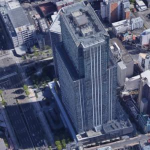 Sendai Trust Tower (Google Maps)