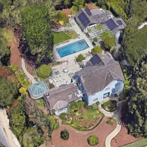 George Shultz's House (Deceased) (Google Maps)