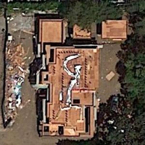 Allen Crabbe's House (Google Maps)