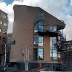 'C'Reeds Wharf' by CZWG Architects