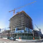 Miro Towers under construction