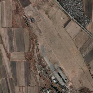 Prigorodnyi Aerodrome (Google Maps)
