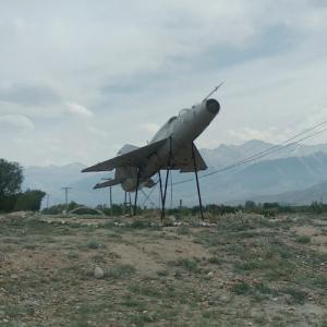 MiG-21 (StreetView)