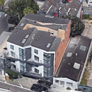 Kamala Harris' Apartment (Former) (Google Maps)