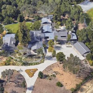Joel Peterson's House (Google Maps)