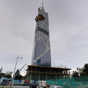 Batumi Technological University Tower (tallest building in Georgia) (StreetView)