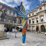 'Wind Sculpture VI' by Yinka Shonibare
