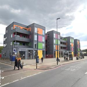 'PLACE/Ladywell' by Rogers Stirk Harbour + Partners (StreetView)