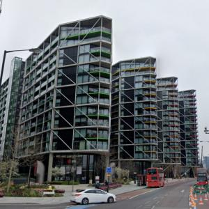 'Riverlight' by Rogers Stirk Harbour + Partners (StreetView)