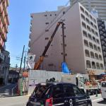 'Kikuchi Construction New Tokyo Office Building Project' by Tadao Ando