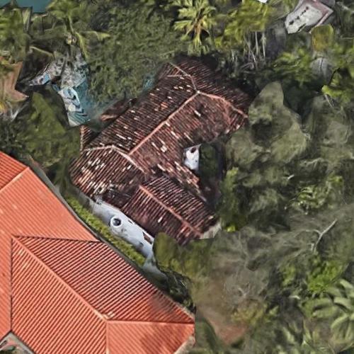 billy joel's house (former) in miami beach, fl (google