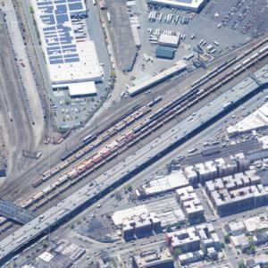 Oak Point Yard - CSX (Google Maps)