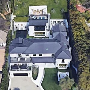 Rihanna's House (Google Maps)
