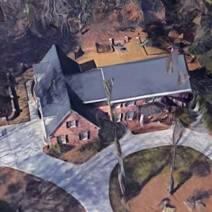 Curtis Mayfield's House (Deceased) (Google Maps)