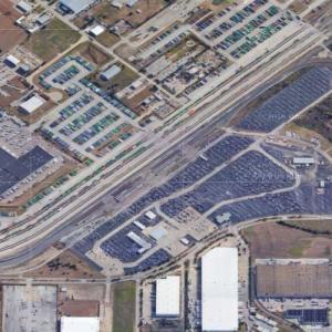 Mesquite Intermodal Facility - UP (Google Maps)