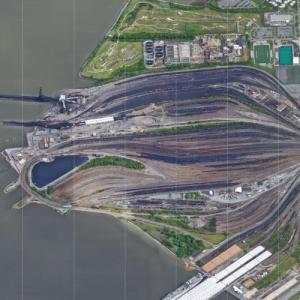 Lamberts Point Yard - NS (Google Maps)