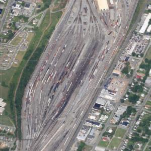 Roanoke Terminal - NS (Google Maps)