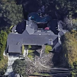 Sandra Bullock's House (Google Maps)