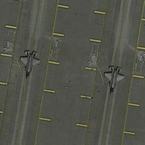 F-35 Lightning II (Google Maps)