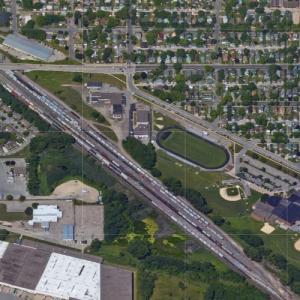La Crosse Yard - CP (Google Maps)