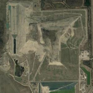 Carleton Farms landfill (Google Maps)