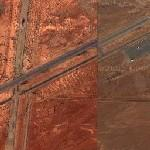 Winslow Airport (Google Maps)