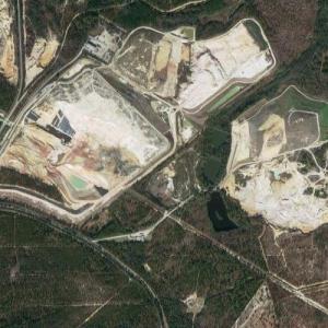 L&L C&D Landfill (Google Maps)