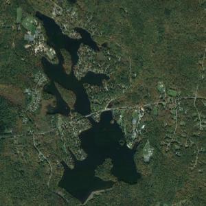 Lake Ashmere (Google Maps)