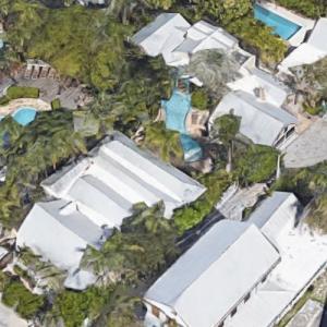 Jim Ethier's House (Google Maps)