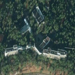"The ""Sosny"" Sanatorium (Google Maps)"