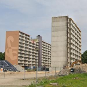 Superlocal Estate under construction (StreetView)