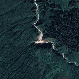 Gold Rush - White Water (Google Maps)